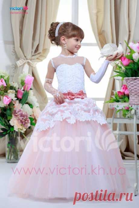 Купить детское платье D720 | интернет магазин Victori.kh.ua