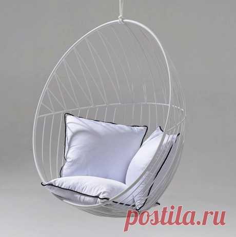 Купить дизайнерское подвесное кресло бульба в Днепропетровске