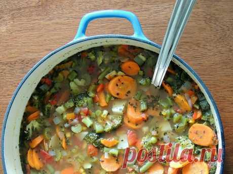 El menú magro: las recetas de los platos simples y sabrosos