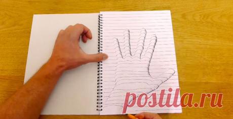 Как легко и просто научиться создавать 3D-рисунки