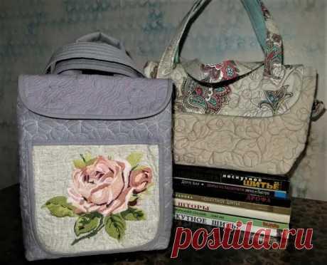 """""""Винтажный"""" рюкзачок и женская сумочка, сшитые по одному простому принципу - Сам себе мастер - медиаплатформа МирТесен"""