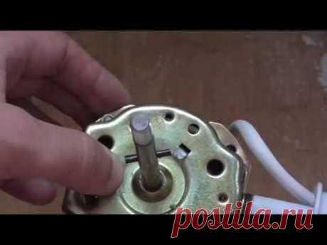 El servicio (la lubricación del motor) del ventilador\/Fan de suelo maintenance