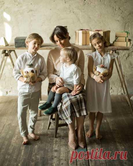 Регина Бурд рассказала, как приучает детей к чтению