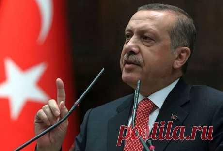 «Незнают, скемимеют дело»: Эрдоган вярости