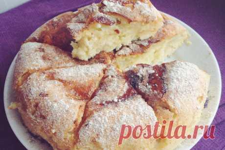 Шарлотка в мультиварке рецепт – французская кухня: выпечка и десерты. «Еда»