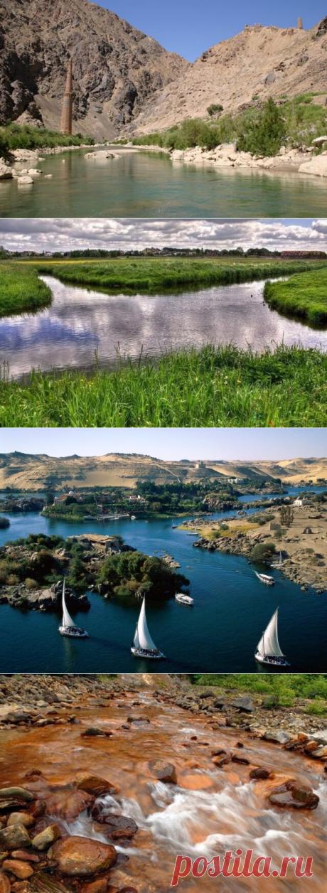 Самые удивительные и необычные реки мира — действительно интересно знать!   Тысяча и одна идея