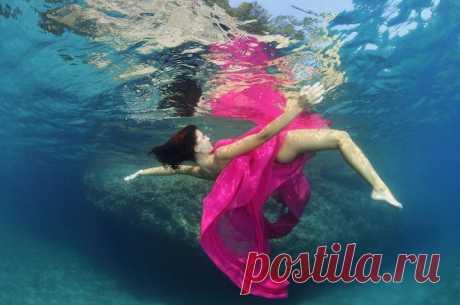 Народные приметы на 30 июля — Маринин день В народном представлении Марина была сбежавшей дочерью морского владыки.