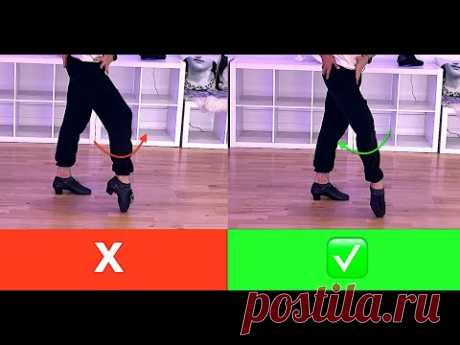 RUMBA WALKS TECHNIQUE TUTORIAL -  Secrets to improve your dancing  - dance lessons by Oleg Astakhov