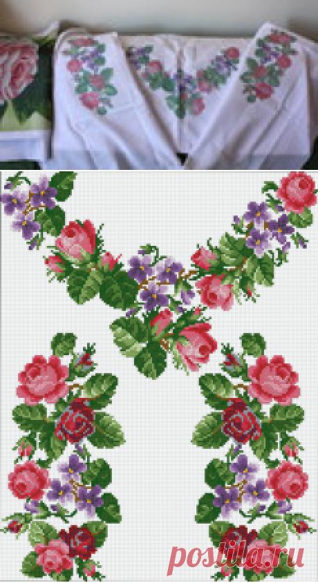 моя будущая блуза бисером от Барвиста вишиванка