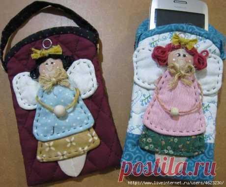 Чехлы,сумочки для мобильных телефонов