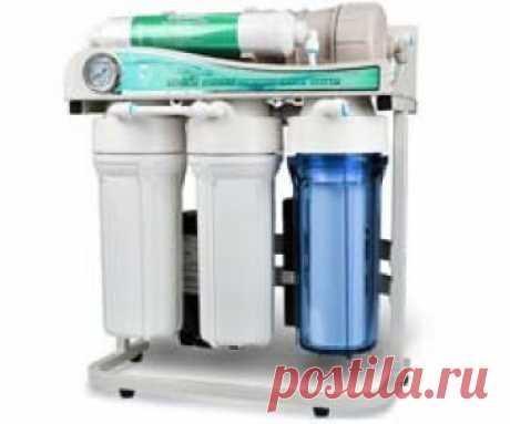 Как выбрать фильтр для воды. Чтобы вода была чистой