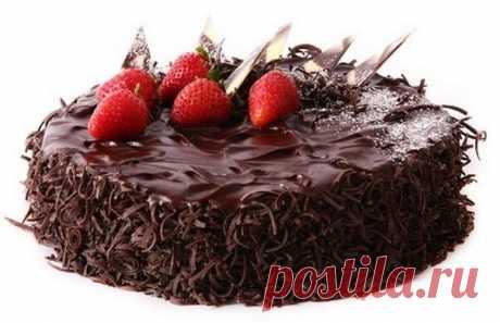 Шоколадный и очень вкусный торт без выпечки