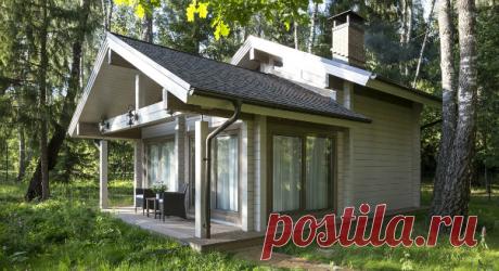 Маленькие дома: проекты до 50 кв метров