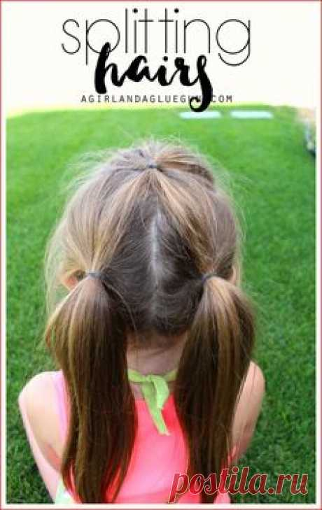 Cute Little Girl Hairstyles in Cute and Simple Concept  #hairstyles #braidedhair #braided #hair