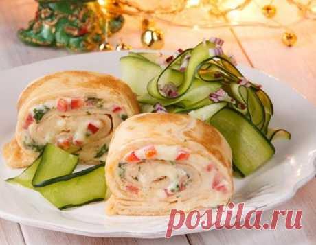 Праздничный стол на Рождество - рецепты блюд