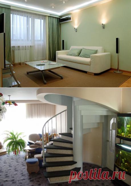 Идеи для отделки и ремонта квартир под евро