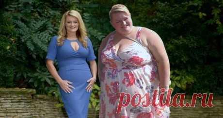 Удивительный план диеты, который изменил ее жизнь и помог ей потерять 89 кг: - Советы для женщин