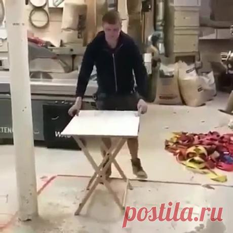 Походной стол.
