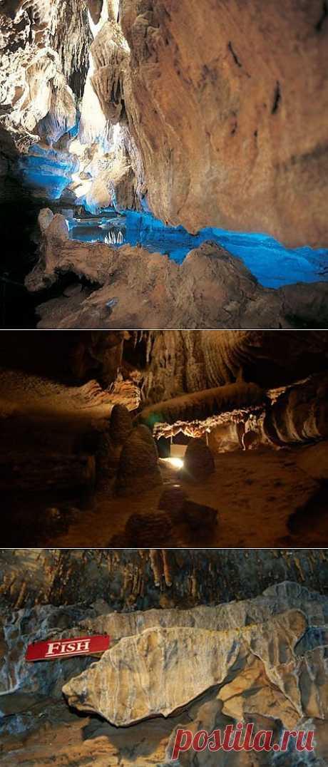 (+1) тема - Подземный водопад   ТУРИЗМ И ОТДЫХ