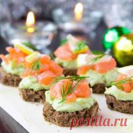 Канапе на праздничный стол - 27 рецептов | Подборка рецептов на koolinar.ru