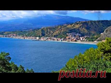 Такая разная Сицилия. Часть 1. От Палермо до Катании. - YouTube