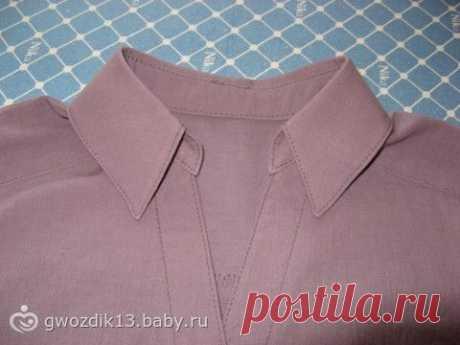 Как правильно оформить рубашечный воротник Правильно оформить рубашечный воротник - это значит:придать рубашке вид дорогой и стильной вещи,потому что ценность кроется в деталях.