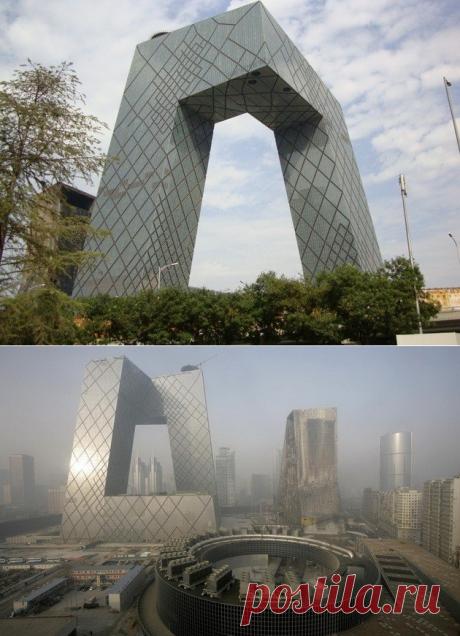 CCTV Tower - Путешествуем вместе