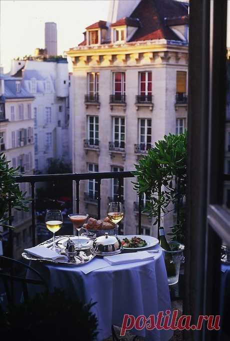 Отель Le Relais Saint Germain, Париж | Путешествия