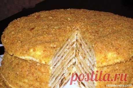 Как приготовить торт на скорую руку рецепт с фото Рецепт еще одного потрясающего торта на скорую руку, после такого торта, только пальчики оближешь. Рассмотрим, как приготовить торт на скорую руку: