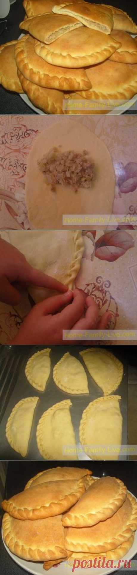 Бабушкины пирожки - Кулинарные рецепты