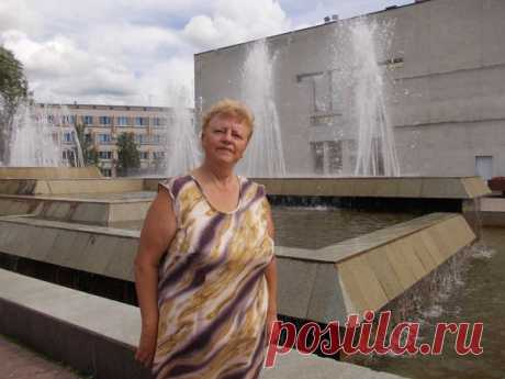 Вера Барсова
