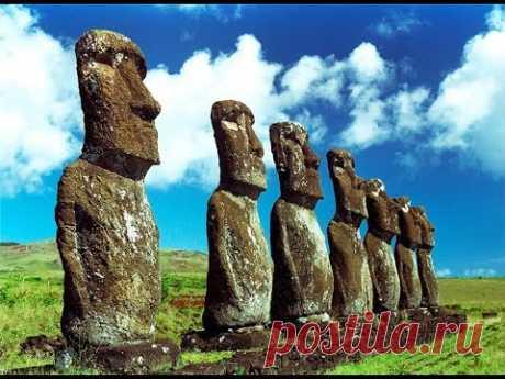 Загадку острова Пасхи разгадали ученые  | 900 Статуй-истуканов.