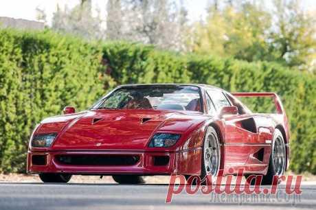 Как расцветала легенда: 10 культовых моделей Ferrari За более чем семьдесят лет с момента основания бренд Ferrari прошел долгий путь от небольшой гоночной команды, до производителя премиальных спорткаров.Но одно оставалось неизменным: каждый новый авто...