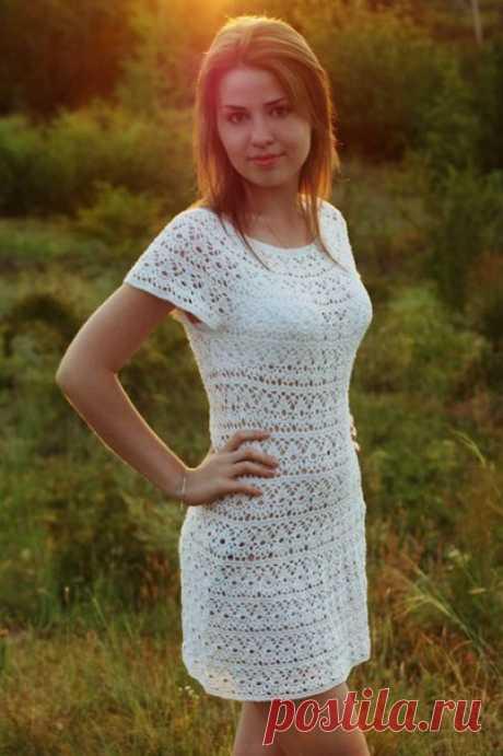 Подскажите пожалуйста схему рисунка этого платья)))