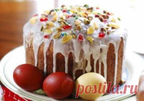 Рецепты самых вкусных пасхальных куличей с пошаговыми фото   Огород