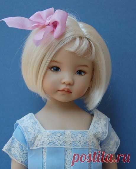 Умерла талантливая художница Дианна Эффнер, чьи куклы покорили мир | DOLLCRAFT | Куклы | ООАК | Яндекс Дзен