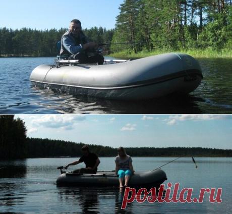 Почему я выбираю себе только плоскодонные надувные лодки | Настоящий рыболов | Яндекс Дзен