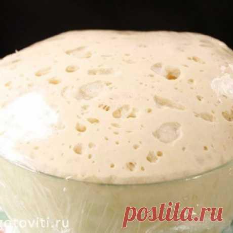 Дрожжевое тесто для ленивых - МирТесен