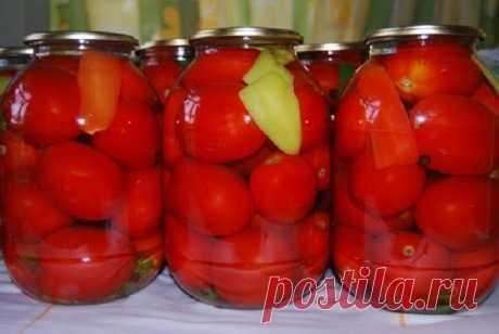 «Царские» помидоры для цариц:)