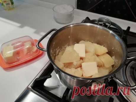 """""""Просто выпустите пар"""" и еще куча секретов идеальной вареной картошки, рекомендованных моей мамой"""