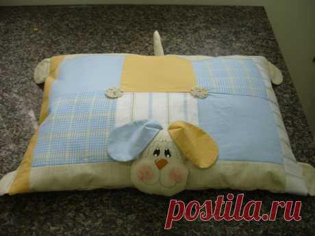 Детская комната. Идеи забавных подушек