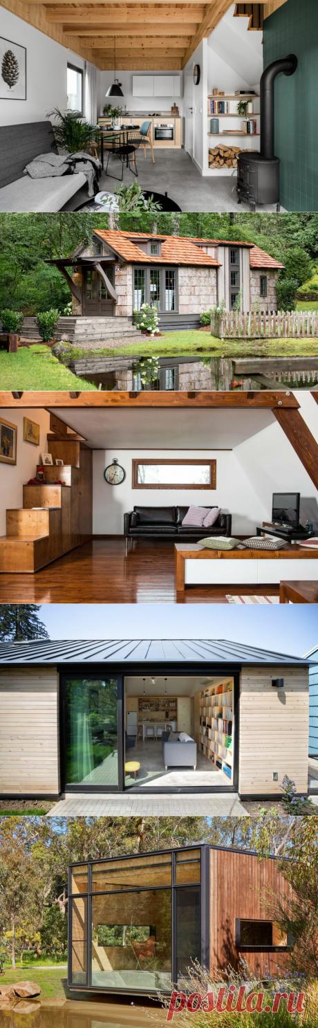 12 уютных дач площадью от 40 до 80 м²: каркасные, сборные, бетонные, блочные   ZAGGO.RU   Яндекс Дзен