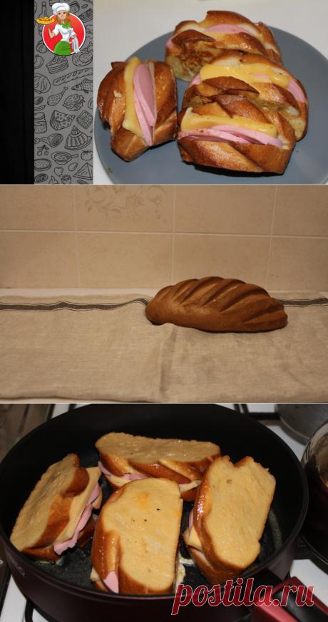 Старые новые горячие бутерброды: вкусный и сытный завтрак за 10 минут | Рецепты от Джинни Тоник | Яндекс Дзен