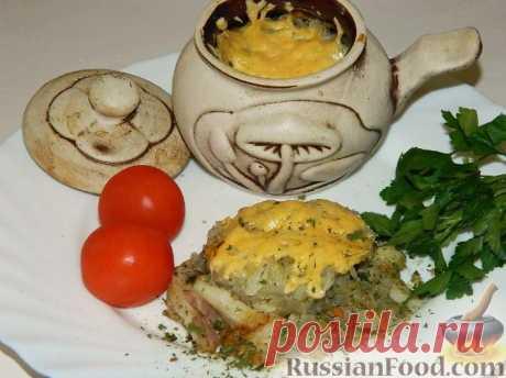 Картофельная запеканка - 273 варианта приготовления! .