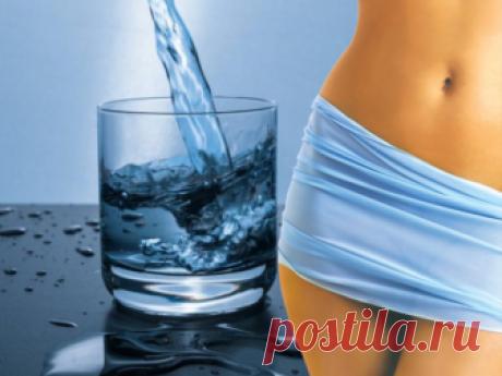 💧Как правильно пить воду при похудении: когда, сколько, какую | Школа Снижения Веса | Яндекс Дзен
