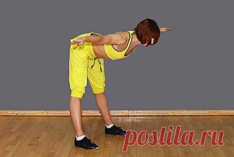 Калланетика: упражнения для тех, кто ведет сидячий образ жизни.