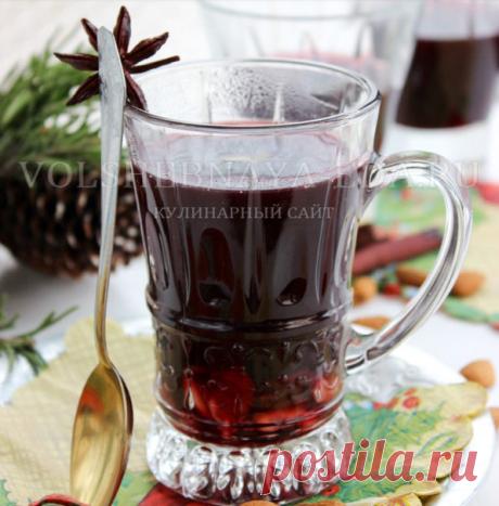 Глогг - рождественский напиток из Скандинавии | Волшебная Eда.ру