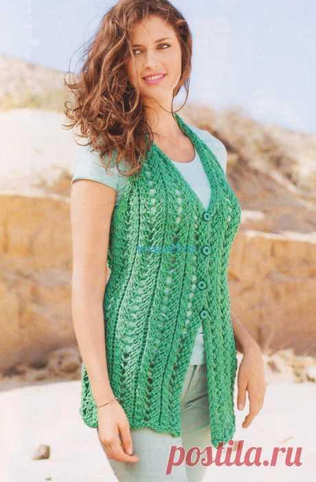 Вязание спицами для женщин с описанием и схемами - Страница 298 из 394