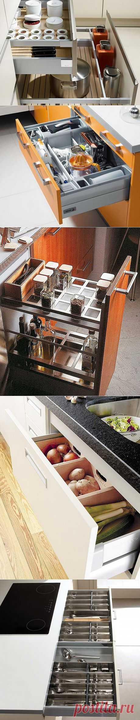 Приспособления для кухни. 58 практических идей..