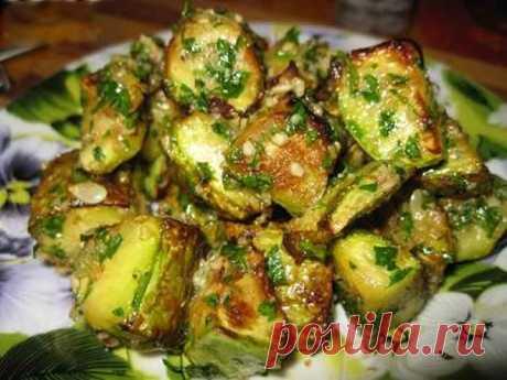 Кабачки вкуснее мяса: с таким рецептом этот овощ полюбит кто угодно! | Четыре вкуса